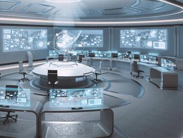 mô hình văn phòng