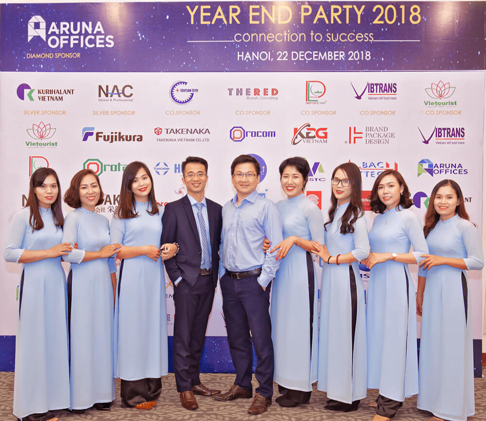 Aruna Offices year-end-party-2018
