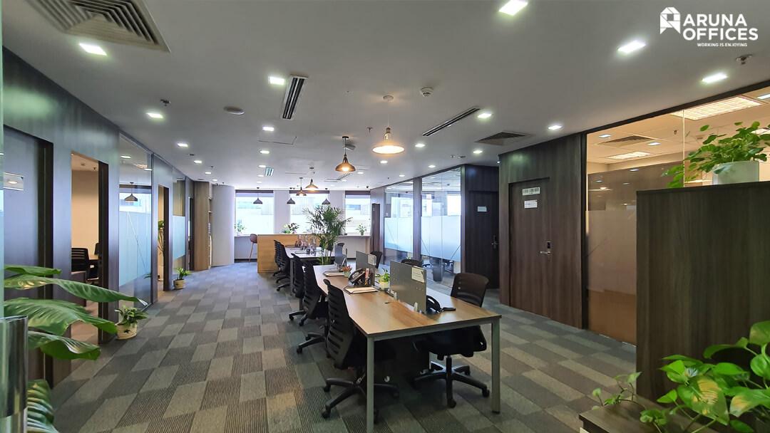 Aruna Offices IPH Cho ngoi lam viec 1