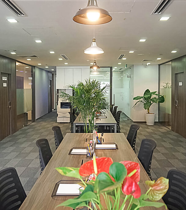 Cho ngoi lam viec 3 Aruna Offices IPH