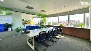Cho thuê phòng họp tại Hà Nội - Aruna Offices Licogi 13 Tower