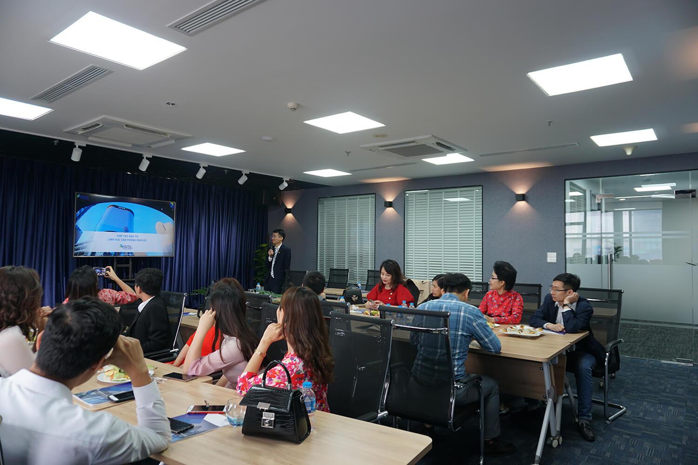 Aruna Offices tổ chức sự kiện giới thiệu văn phòng mới với các quý khách hàng và đối tác, đã diễn ra thành công rực rỡ tại Hà Nội.