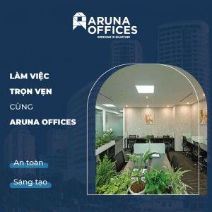 ARUNA OFFICES ĐIỂM ĐẾN AN TOÀN