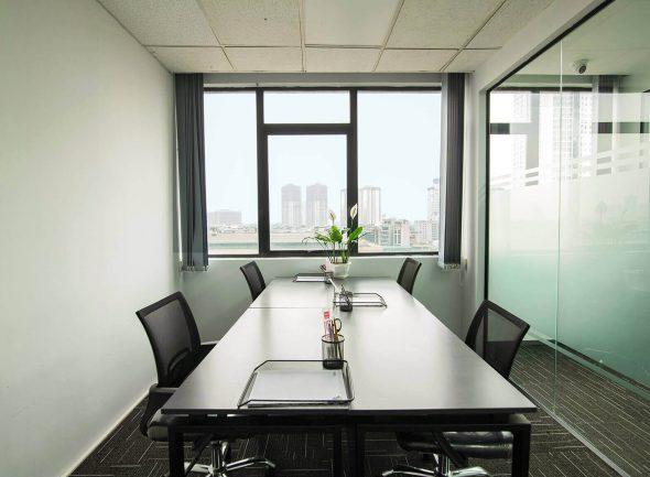 Phong lam viec rieng aruna offices ceo tower