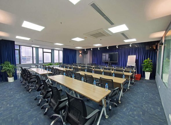 phong hoi thao aruna Offices ceo tower